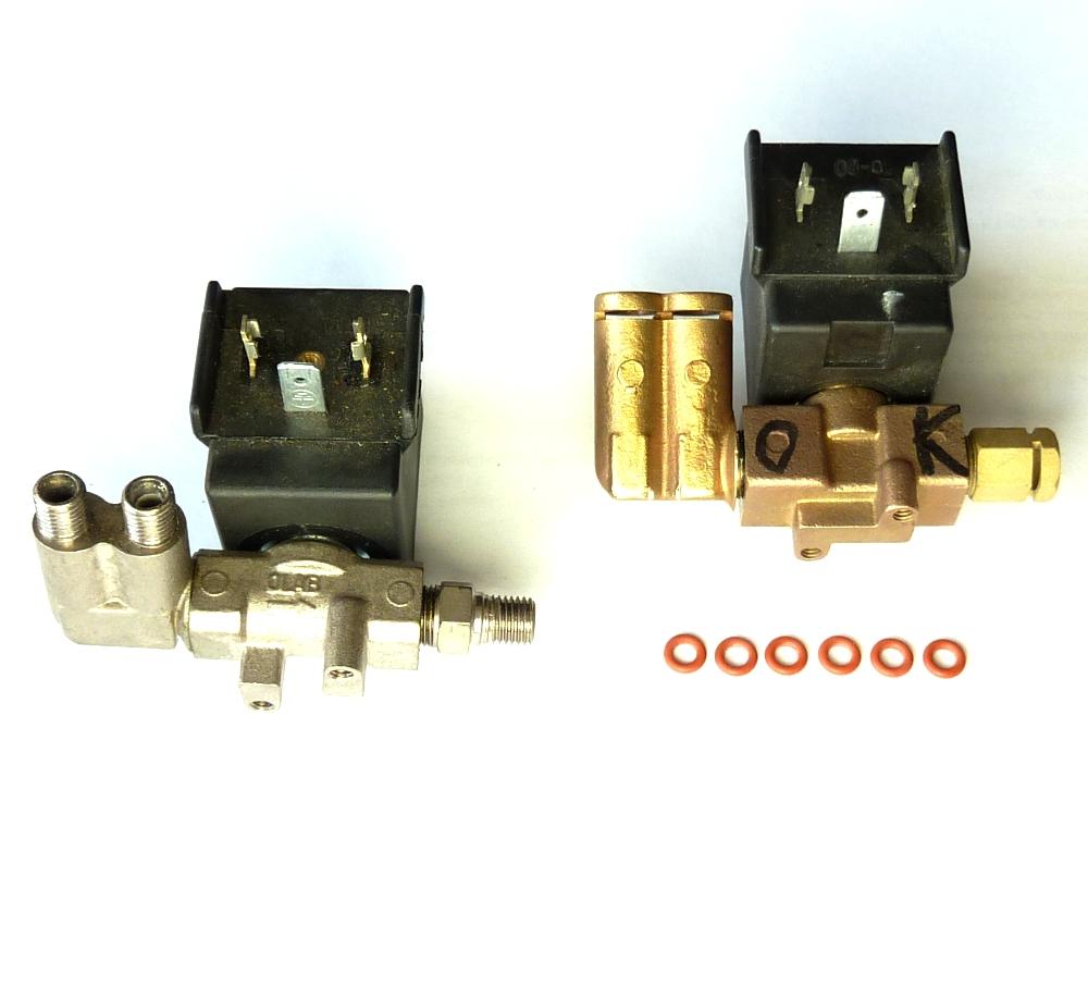 saeco royal professional cappuccino magnetventil ventil. Black Bedroom Furniture Sets. Home Design Ideas