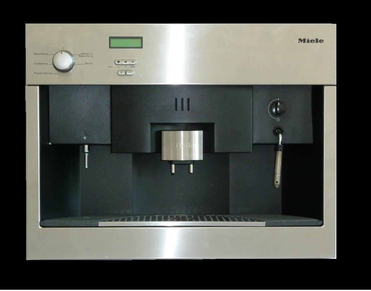 Miele CVA 620 Kaffeevollautomat schwarz Glasfront oder