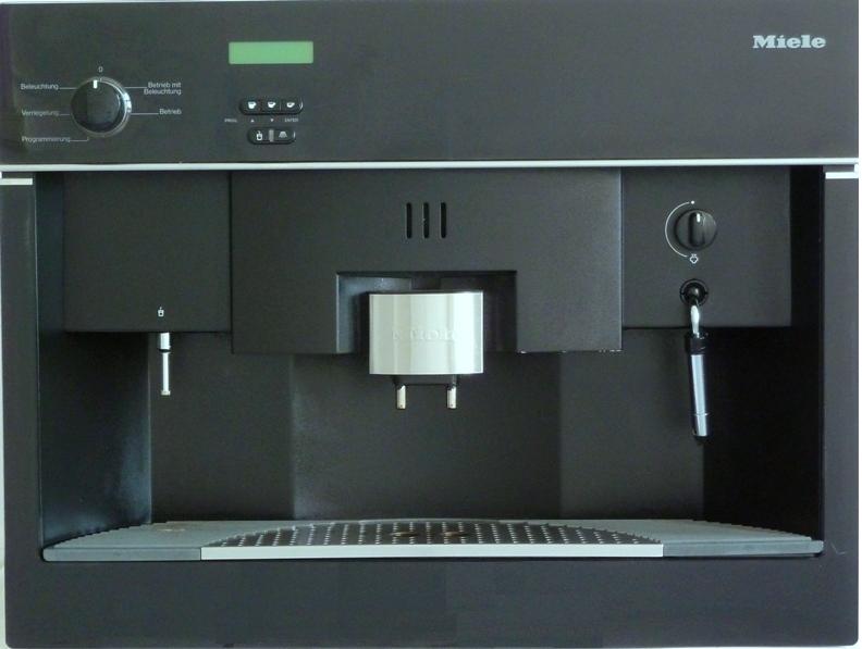 miele cva 620 kaffeevollautomat schwarz glasfront oder edelstahl 1 jahr garantie. Black Bedroom Furniture Sets. Home Design Ideas