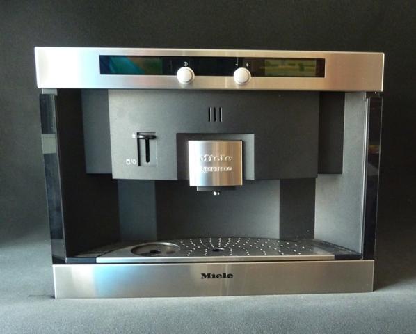 Miele nespresso kapselmaschine kaffeemaschine cva 2650 for Kaffeemaschine miele