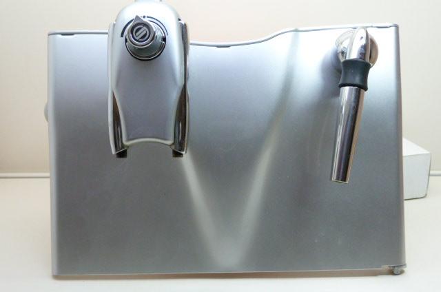 saeco incanto metallt r t r komplett silber inkl. Black Bedroom Furniture Sets. Home Design Ideas