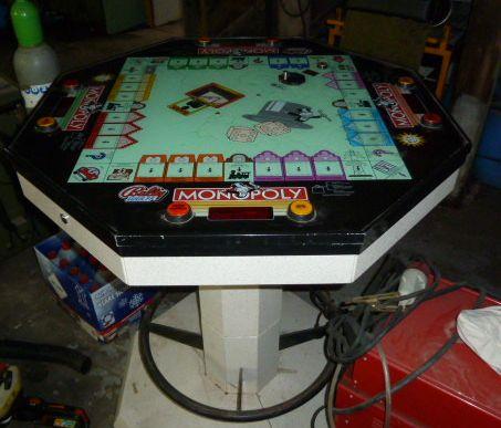 Monopoly Automat