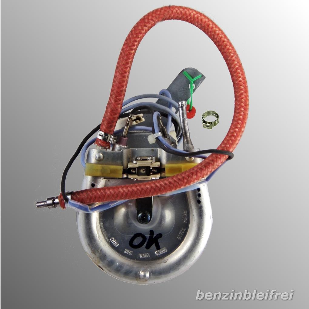 Dampfboiler Schnelldampfboiler Steckanschluss SAECO Incanto de luxe ...