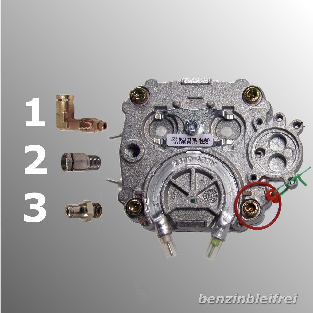 Boiler Durchlauferhitzer Dampfboiler alte Version Miele CVA 620 ...