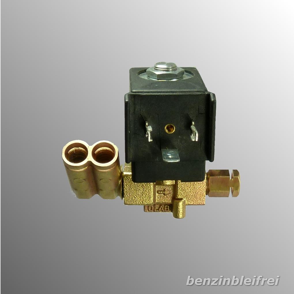 MIELE CVA 620 Magnetventil am Dampfboiler Dampfventil Schnelldampfboiler