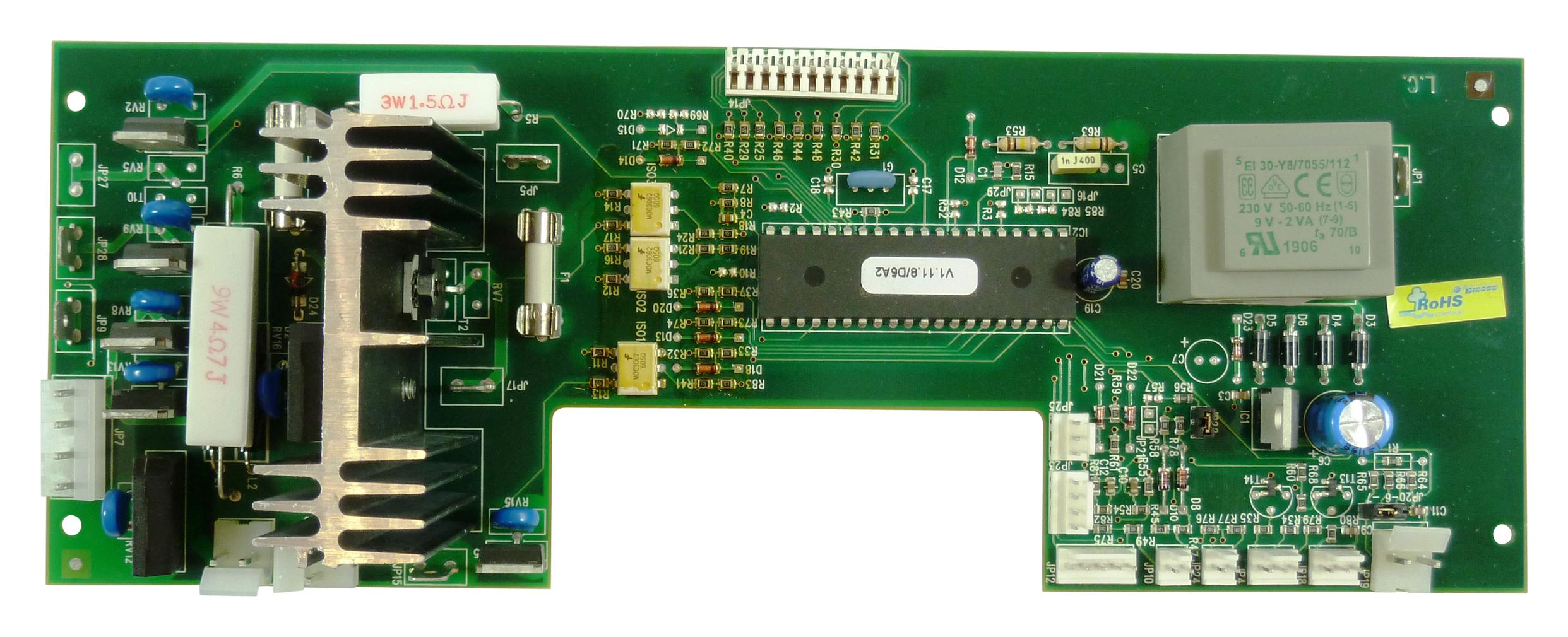 Indexbild 3 - SAECO Leistungplatine Platine Elektronik Incanto Rapid Steam SUP021YDR Steuerung