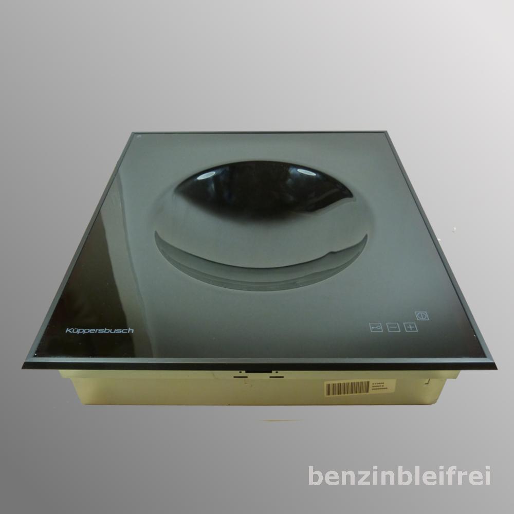 k ppersbusch 457 1 j 89 wok glaskeramik kochfeld ceranfeld. Black Bedroom Furniture Sets. Home Design Ideas