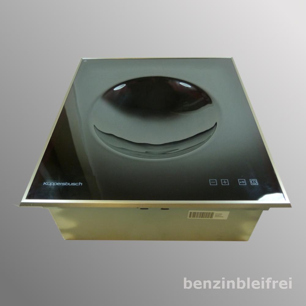 wok induktionsherd induktionsplatte k ppersbusch mod ewi. Black Bedroom Furniture Sets. Home Design Ideas