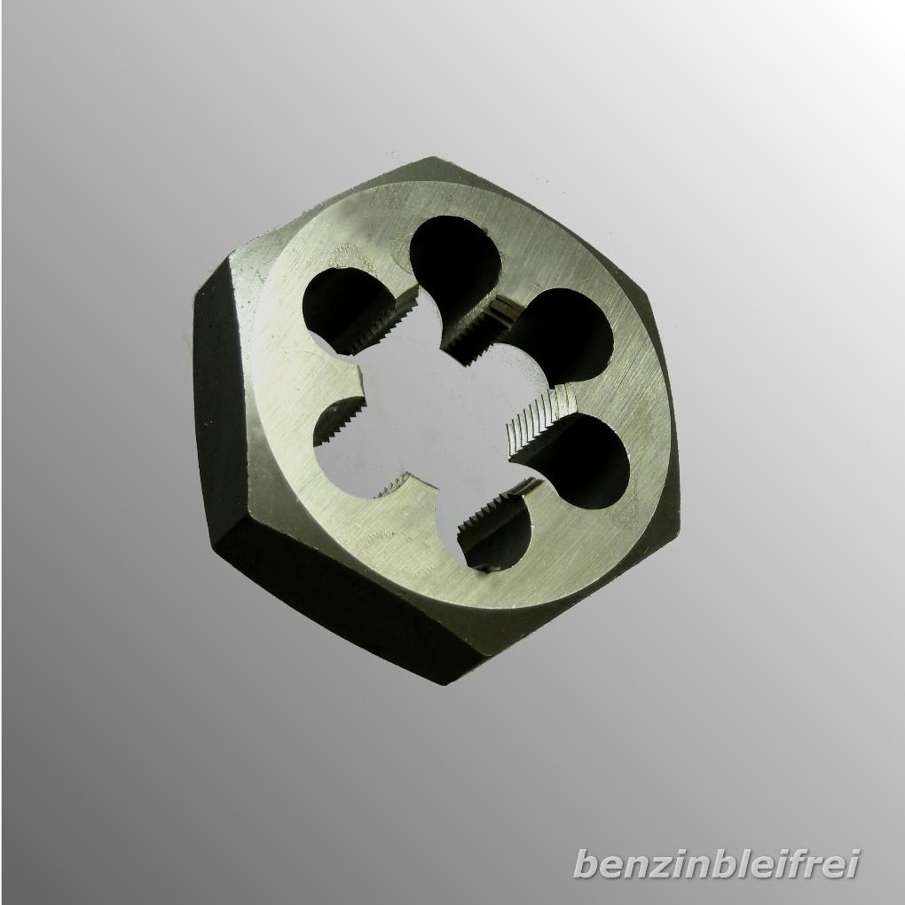 g1 2 hss sechskant gewindeschneidmutter rohr gewindeschneider schneideisen ebay. Black Bedroom Furniture Sets. Home Design Ideas